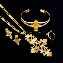 Load image into Gallery viewer, Ethiopian and Eritrean Jewelry Set!