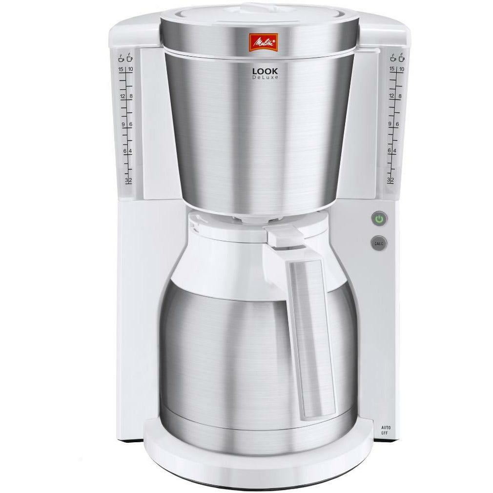 Melitta 6738051 Melitta Look Therm Delux Filter Coffee Machine