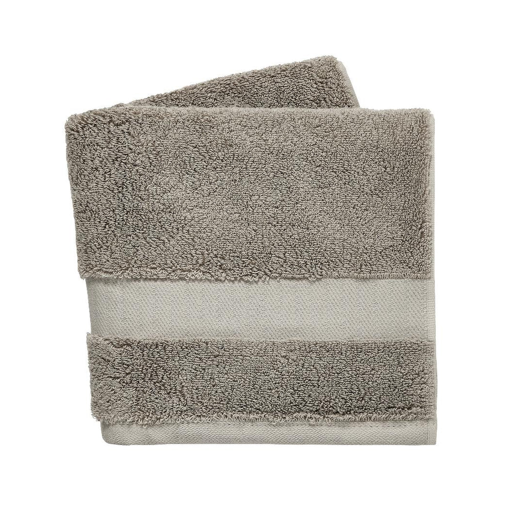 DKNY Lincoln Bath Sheet - Oat - Beales department store