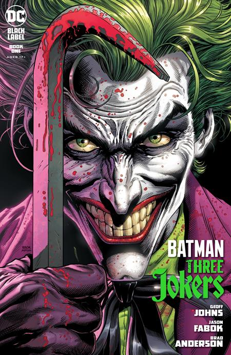 Batman Three Jokers (2020 DC) #1 (Of 3) (Mature)  (NM) Comic Books published by Dc Comics