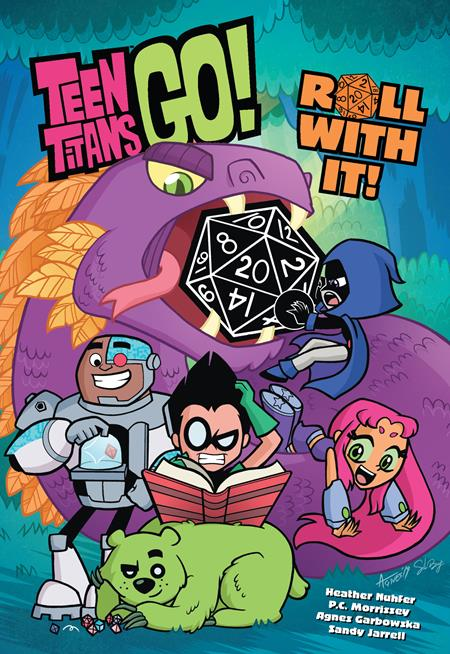 Teen Titans Go Roll With It (Paperback) Graphic Novels published by Dc Comics