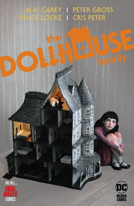 Dollhouse Family (Hardcover) (Mature) Graphic Novels published by Dc Comics