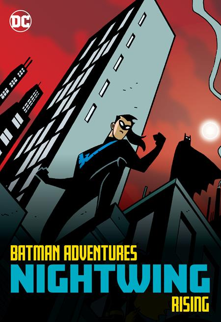 Batman Adventures Nightwing Rising (Paperback) Graphic Novels published by Dc Comics