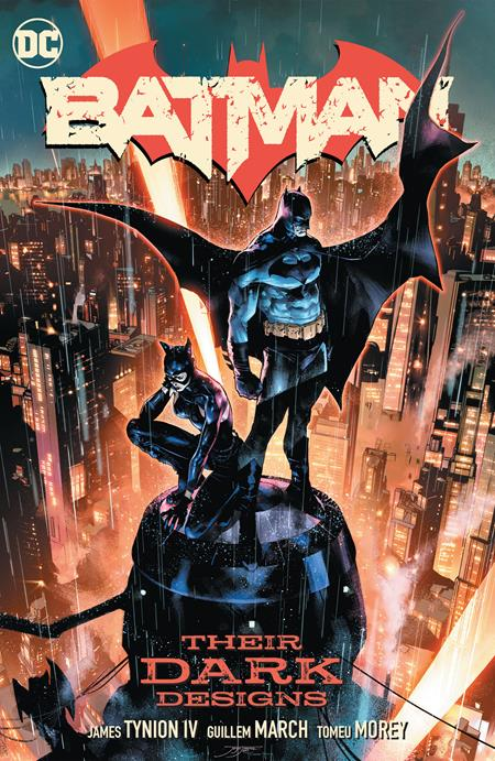 Batman Vol 01 Their Dark Designs (Hardcover) Graphic Novels published by Dc Comics