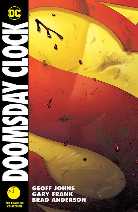 Doomsday Clock The Complete Collection (Paperback) Graphic Novels published by Dc Comics