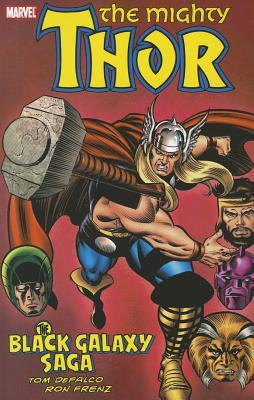 Thor Black Galaxy Saga (Paperback) Graphic Novels published by Marvel Comics
