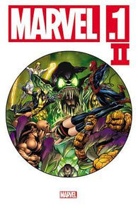 Marvel Point One Ii (Paperback) Graphic Novels published by Marvel Comics