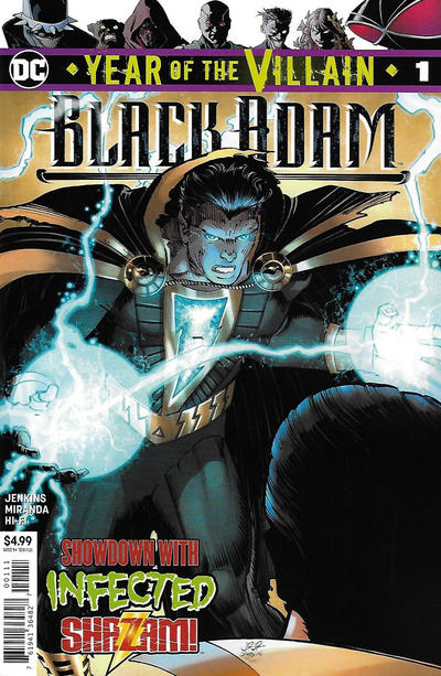 Black Adam Year Of The Villain (2019 DC) #1 (NM) Comic Books published by Dc Comics