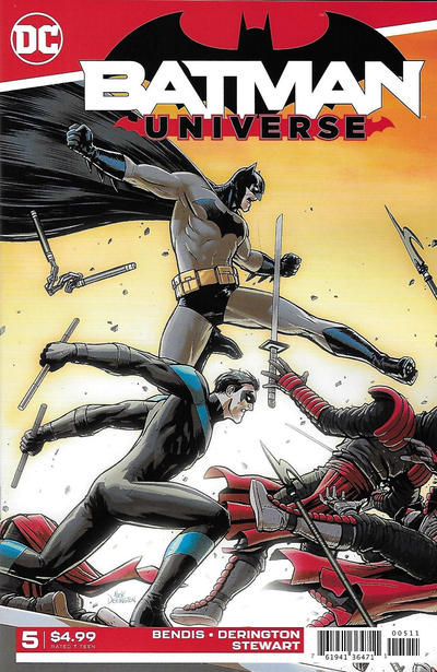 Batman Universe (2019) #5 (Of 6) (NM) Comic Books published by Dc Comics