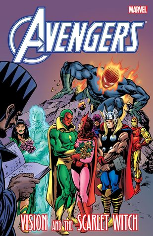 Avengers Vision And Scarlet Witch (Paperback) Graphic Novels published by Marvel Comics