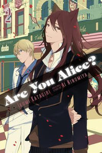 Are You Alice Gn Vol 02 Manga published by Yen Press