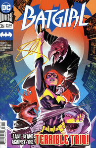 Batgirl (2016 Dc) (5th Series) #36 (VF) Comic Books published by Dc Comics