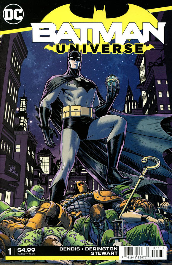 Batman Universe (2019) #1 (Of 6) (NM) Comic Books published by Dc Comics
