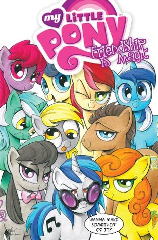 My Little Pony Friendship Is Magic (Paperback) Vol 03 Graphic Novels published by Idw Publishing