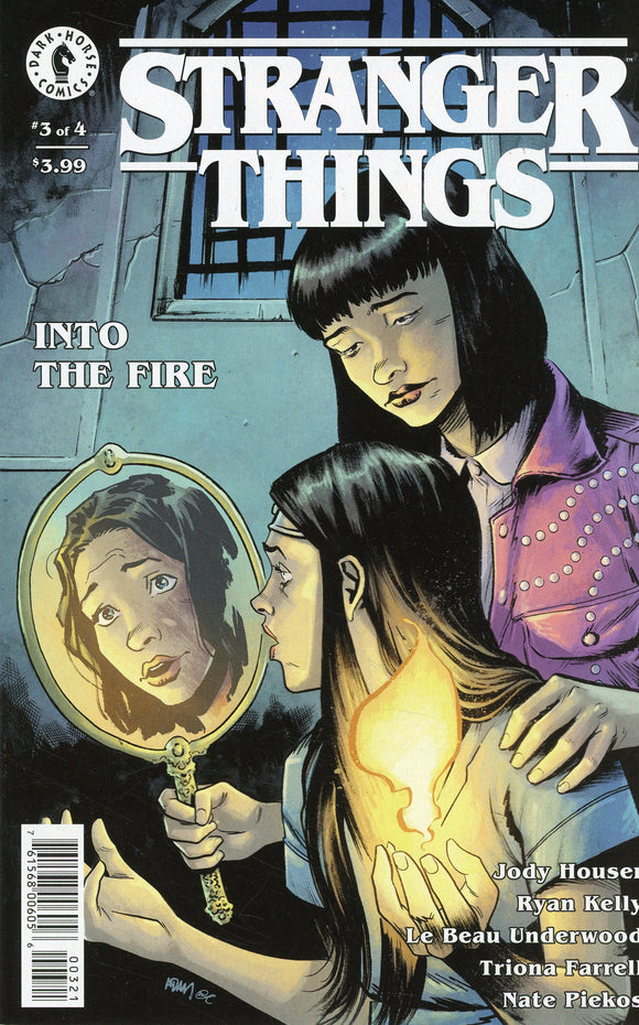 Stranger Things Into The Fire (2020 Dark Horse) #3 (Of 4) Cvr B Gorham (NM) Comic Books published by Dark Horse Comics