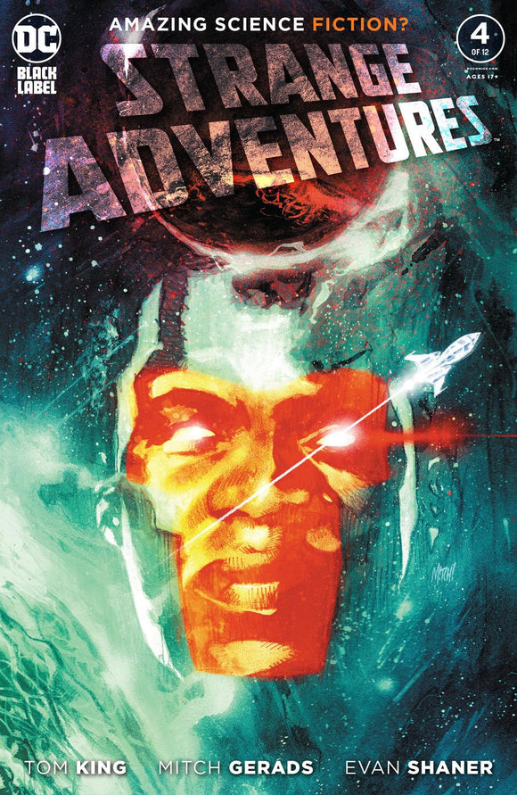 Strange Adventures (2020 Dc) (4th Series) #4 (Of 12) (Mature) (NM) Comic Books published by Dc Comics
