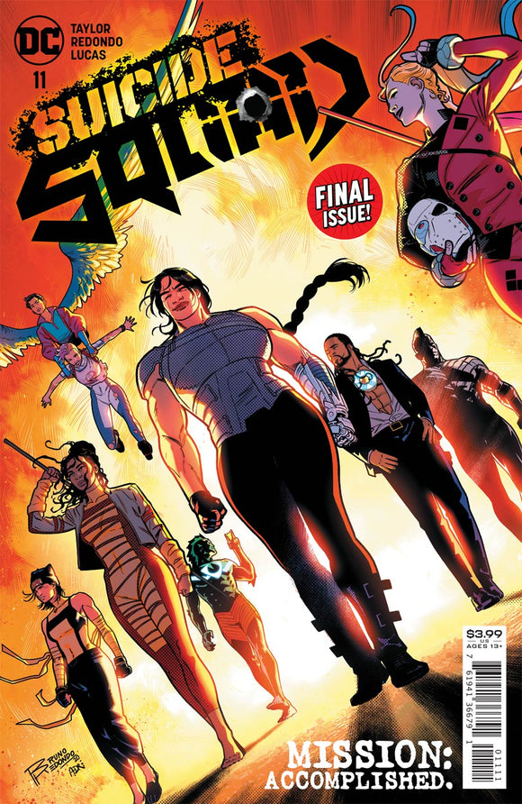 Suicide Squad (Dc 2020) (6th Series) #11 Cvr A Bruno Redondo Comic Books published by Dc Comics