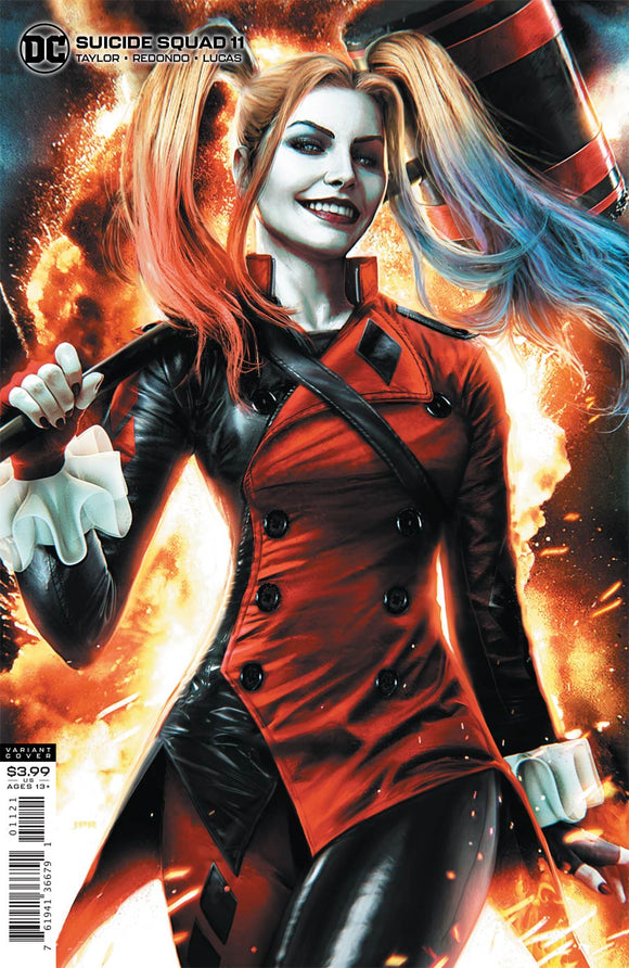 Suicide Squad (Dc 2020) (6th Series) #11 Cvr B Jeremy Roberts Variant Comic Books published by Dc Comics