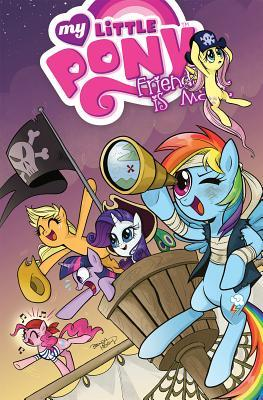 My Little Pony Friendship Is Magic (Paperback) Vol 04 Graphic Novels published by Idw Publishing