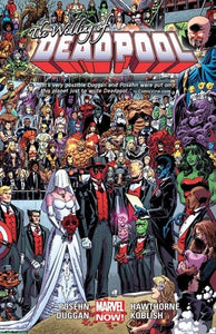 Deadpool (Paperback) Vol 05 Wedding Of Deadpool Graphic Novels published by Marvel Comics