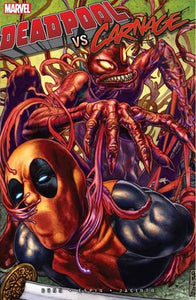Deadpool Vs Carnage (Paperback) Graphic Novels published by Marvel Comics