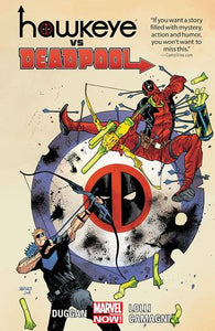 Hawkeye Vs Deadpool (Paperback) Graphic Novels published by Marvel Comics