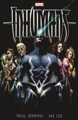 Inhumans By Paul Jenkins And Jae Lee (Paperback) Graphic Novels published by Marvel Comics