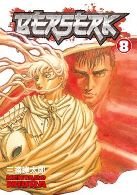 Berserk (Paperback) Vol 08 (Mature) Manga published by Dark Horse Comics