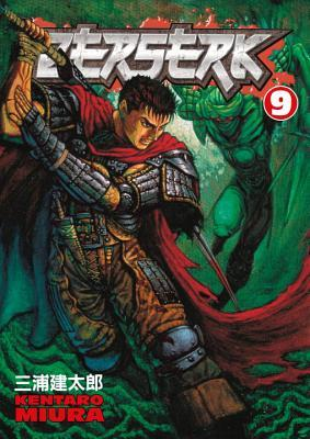 Berserk (Paperback) Vol 09 (Mature) Manga published by Dark Horse Comics