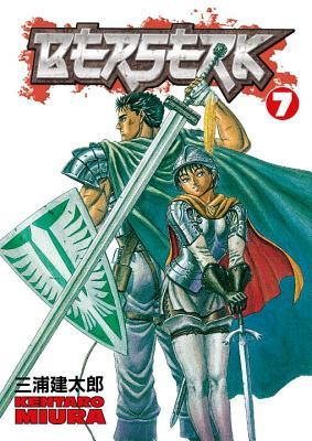 Berserk (Paperback) Vol 07 (Mature) Manga published by Dark Horse Comics