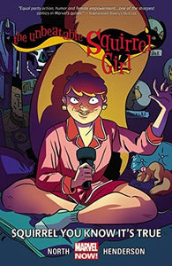 Unbeatable Squirrel Girl (Paperback) Vol 02 Squirrel You Know Its Tru Graphic Novels published by Marvel Comics
