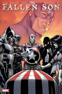 Fallen Son Death Of Captain America (Paperback) Graphic Novels published by Marvel Comics