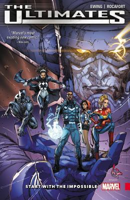 Ultimates Omniversal (Paperback) Vol 01 Start With Impossible Graphic Novels published by Marvel Comics
