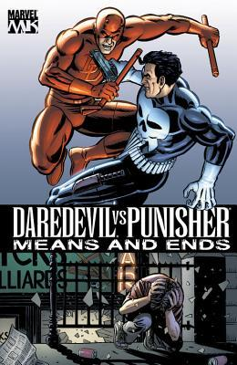 Daredevil Vs Punisher Means And Ends (Paperback) New Ptg Graphic Novels published by Marvel Comics