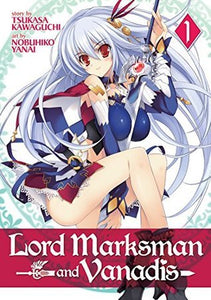 Lord Marksman & Vanadis Gn Vol 01 Manga published by Seven Seas Entertainment Llc