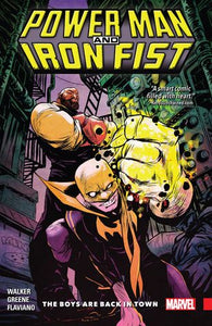 Power Man And Iron Fist (Paperback) Vol 01 Boys Are Back In Town Graphic Novels published by Marvel Comics
