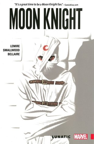 Moon Knight (Paperback) Vol 01 Lunatic Graphic Novels published by Marvel Comics