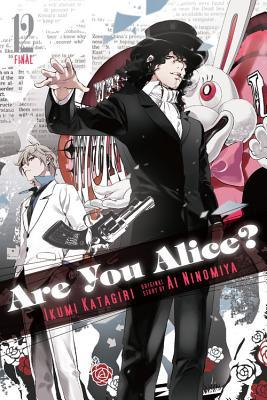 Are You Alice Gn Vol 12 Manga published by Yen Press