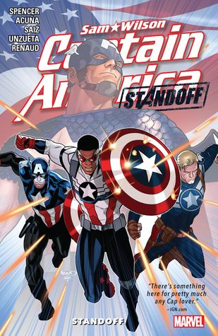 Captain America Sam Wilson (Paperback) Vol 02 Standoff Graphic Novels published by Marvel Comics