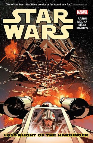 Star Wars (Paperback) Vol 04 Last Flight Of The Harbinger Graphic Novels published by Marvel Comics