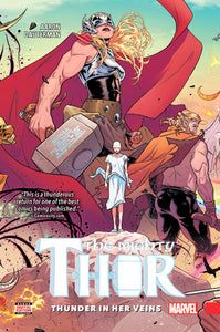 Mighty Thor (Paperback) Vol 01 Thunder In Her Veins Graphic Novels published by Marvel Comics