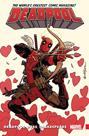Deadpool Worlds Greatest (Paperback) Vol 07 Deadpool Does Shakespeare Graphic Novels published by Marvel Comics