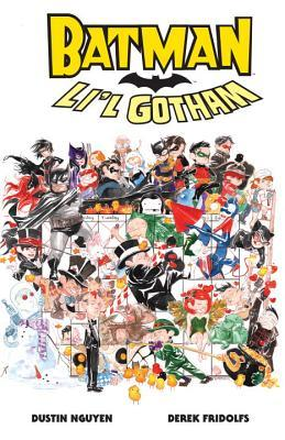 Batman A Lot Of Lil Gotham (Paperback) Graphic Novels published by Dc Comics