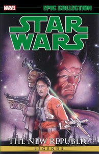 Star Wars Legends Epic Collection New Republic (Paperback) Vol 03 Graphic Novels published by Marvel Comics