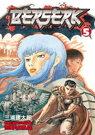 Berserk (Paperback) Vol 05 (Mature) Manga published by Dark Horse Comics