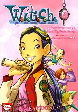 Witch Part 1 Twelve Portals Gn Vol 02 (W.i.t.c.h.: The Graphic Novel #2) Graphic Novels published by Jy
