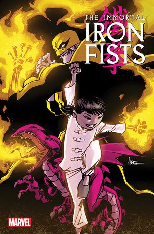 Immortal Iron Fists Mpgn (Paperback) Graphic Novels published by Marvel Comics