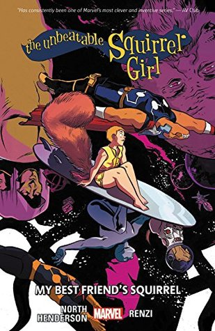 Unbeatable Squirrel Girl (Paperback) Vol 08 My Best Friends Squirrel Graphic Novels published by Marvel Comics
