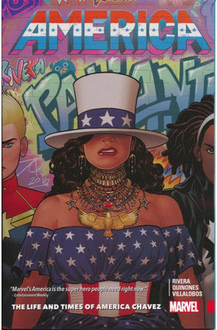 America (Paperback) Vol 01 Life & Times  Of America Chavez Graphic Novels published by Marvel Comics