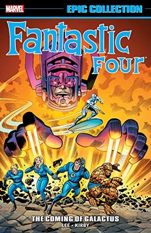 Fantastic Four Epic Collection Coming Galactus (Paperback) New Ptg Graphic Novels published by Marvel Comics